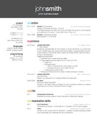 Latex Resume Template Enchanting Resume Template Tex Nmdnconference Example Resume And Cover