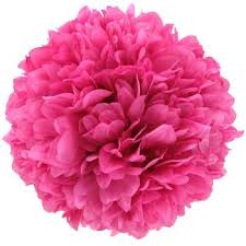 Decorative Balls Hobby Lobby Hot Pink 100 Hanging Mum Ball Hobby Lobby 1004064 33