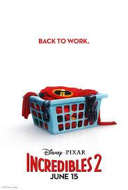 incredibles 2 poster.  Incredibles In Incredibles 2 Poster