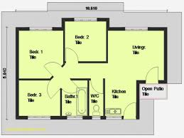 3 bedroom house plans with photos in south africa