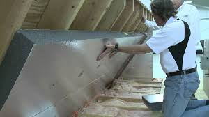 installing a radiant barrier in the attic alternative method to insulate the attic you