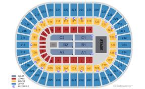 Nassau Coliseum Seating Chart Nkotb Seating Charts Nycb Live