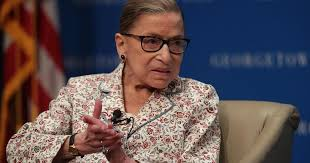 Ruth Bader Ginsburg praises Brett Kavanaugh and reflects on ...