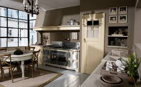 Shabby Chic Kitchens Shabby Chic Kitchen With Different Touch The Kitchen Inspiration