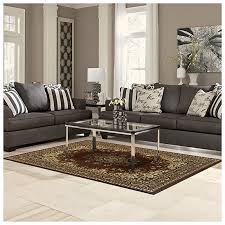 superior prescott collection 4 x 6 area rug attractive rug with jute backing durable