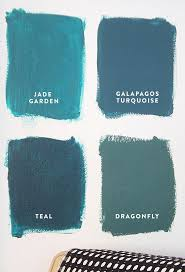 2016 paint color ideas for your home teal paint color benjamin moore jade garden