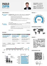 Infographic Resumes The Advantages Continued The Motivated Job