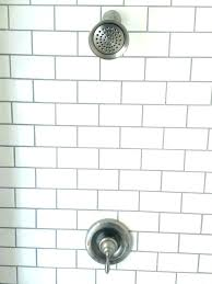grouting shower tiles how to clean tile grouting in shower cleaning shower tile grout grout shower grouting shower tiles how do i repair ed grout