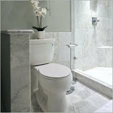 carrera subway tile shower a comfy marble bathroom porcelain carrara 3x6