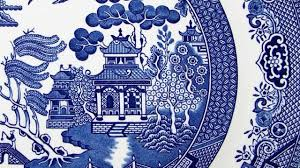 Blue Willow Pattern Best Decorating