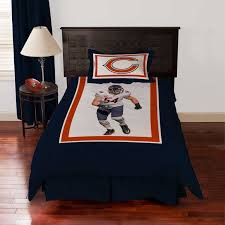 biggshots nfl comforter set chicago bears twin