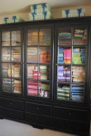 Sewing Room Storage Cabinets 145 Best Images About Quilting Room Fabric Storage On Pinterest