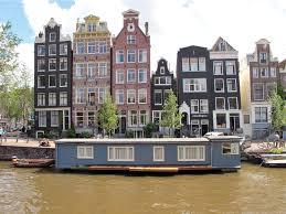 Houseboat Images Amsterdam Houseboat
