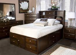 Mor Furniture Blog Maximize Space with a Captain s Bed