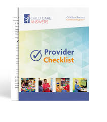 making your decision child care answers our provider checklist which has a useful list of questions to ask and key program elements when making your child care decision