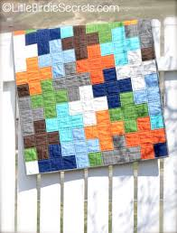 free plus quilt pattern & tutorial   Little Birdie Secrets &  Adamdwight.com