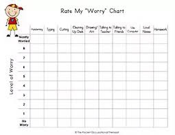 Worry Chart Rate My Worry Chart