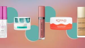 best new skincare launches of january 2019 beautyblender redew algenist genius sleeping collagen bobbi brown lipstick