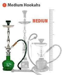 Hookah Size Hookahs By Size Now At Southsmoke Com