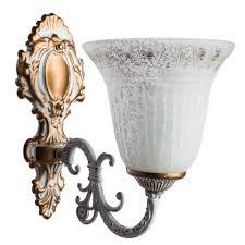 <b>Бра Arte Lamp A1032AP-1WG</b>, золотой — купить в интернет ...