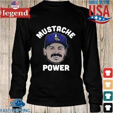 Kike Hernandez Mustache Power shirt ...