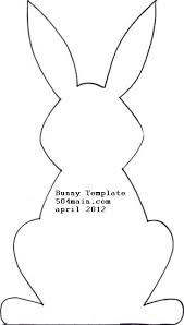 Bunny Patterns Printables