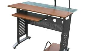 full size of desk keyboard tray for glass desk furniture computer desk with glass top