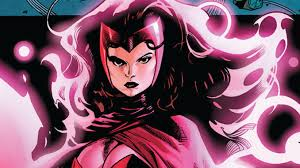 Scarlet Witch (History) - Comic Basics
