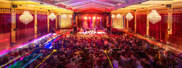 The Uc Theatre Seating Chart Pollstar Scarypoolparty At The Uc Theatre Berkeley Ca On
