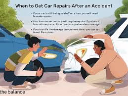 Sounds like your parents rates will be doubling if not canceled over this. Must I Repair My Car After An Insurance Claim Accident
