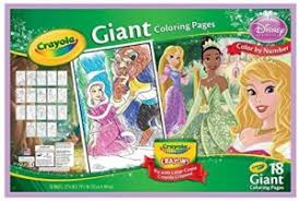 Crayola Disney Princess Giant Coloring Pages Best Price In India