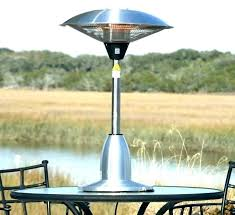 electric patio heater costco fireplace grate gas water new gallon
