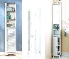 tall bathroom storage cabinets. Slim Tall Bathroom Cabinet Pretty Skinny Cabinets Thin Small Storage N