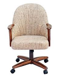 chromcraft c127 936 swivel tilt caster chairs can be upholstered with many fabrics and these dining room chairs also have a swivel seat