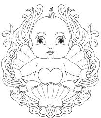 Small Picture Baby Coloring Pages Sheet 04png Coloring Page mosatt