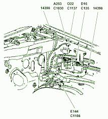 alternator wiring diagram mustang images mustang console 2002 ford taurus charging system wiring diagram lzk gallery