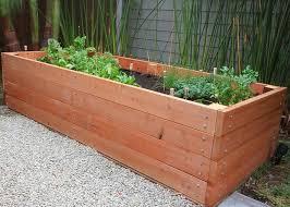 Container Gardening > Vegetable Garden Planter Box Plans Ideas