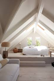 dreamy loft room design