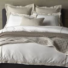crate and barrel bedding duvet covers crate and barrel bedding planner king duvet