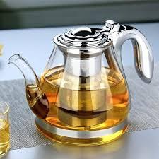 glass tea set free large capacity tea pot elegant cup glass tea set glass teapot glass tea set