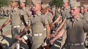 Texas A M Corps Of Cadets Texas A M Corps Of Cadets The Step Off Experience Of Sept 30 2017