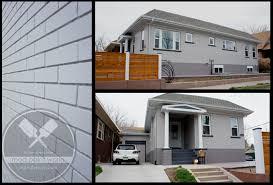 exterior collage