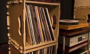 vinyl record storage furniture. Wax-stacks-665x400 Vinyl Record Storage Furniture