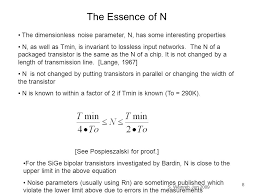 mysteries of noise figure ppt