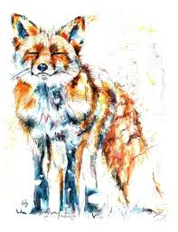 fox pictures to print. Beautiful Print Sly The Fox  Print  On Pictures To A