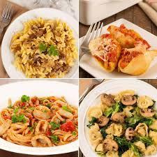 easy pasta recipes for enterning