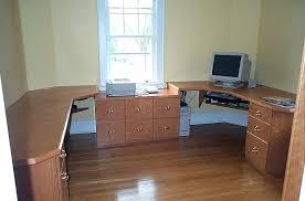 custom office desks. Custom Home Desk Office And Bookshelves Beacon Woodwork Desks