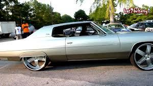 72 Chevy Impala Custom Donk on 26