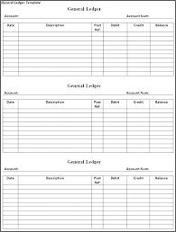 bookkeeping ledger template business ledger template expense ledger template business