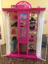Barbie Vending Machine New BARBIE LIFE IN The Dreamhouse Fashion Vending Machineboots Purses
